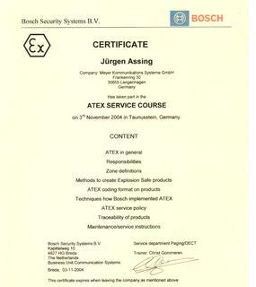 Assing ATEX