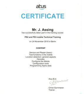 Assing Atus