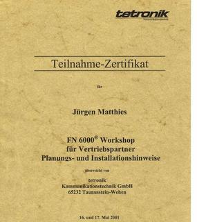 Tetronik 2 Jürgen